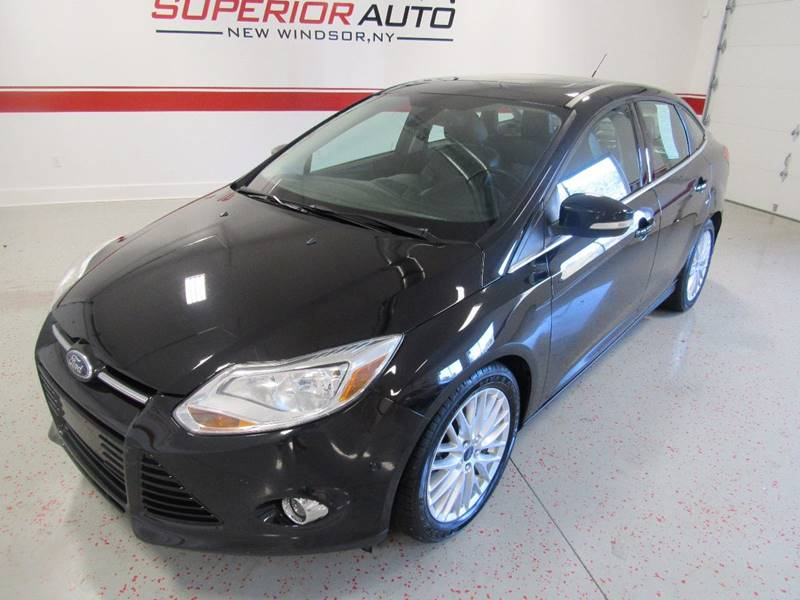 2012 Ford Focus for sale at Superior Auto Sales in New Windsor NY