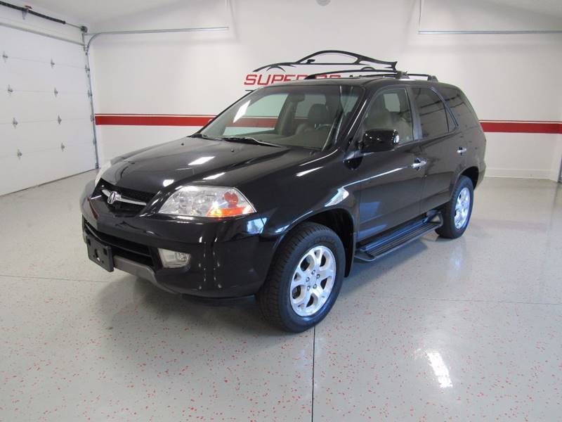 2002 Acura MDX for sale at Superior Auto Sales in New Windsor NY