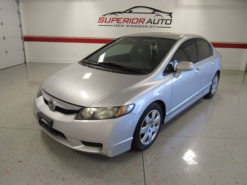 2009 Honda Civic for sale at Superior Auto Sales in New Windsor NY