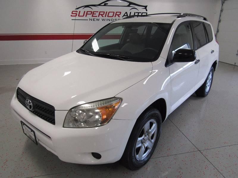 Toyota RAV In New Windsor NY Superior Auto Sales - 2006 rav4