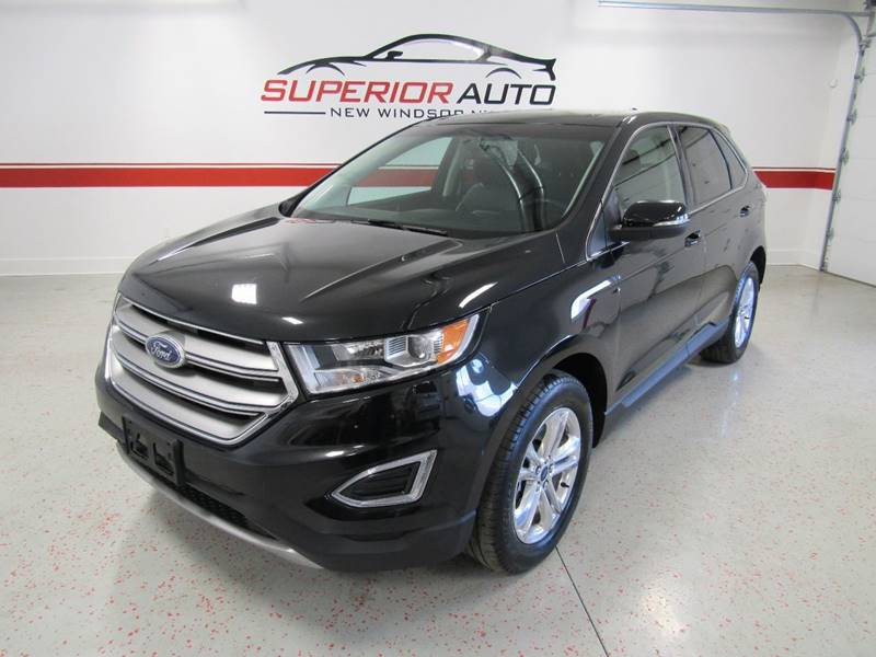 Ford Edge For Sale At Superior Auto Sales In New Windsor Ny