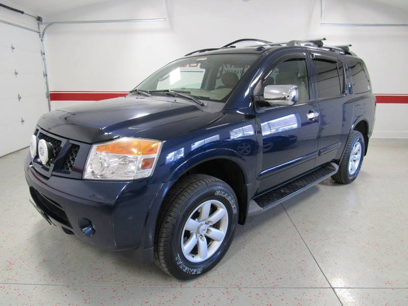 2010 Nissan Armada Se In New Windsor Ny Superior Auto Sales