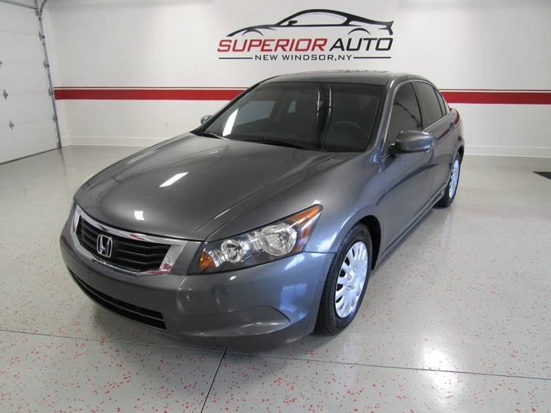 2008 Honda Accord For Sale At Superior Auto Sales In New Windsor NY