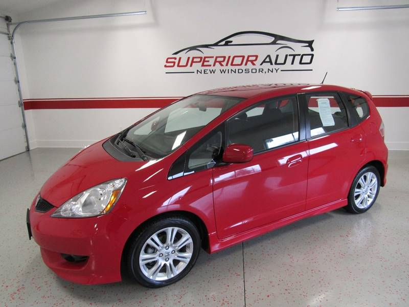 2010 Honda Fit For Sale At Superior Auto Sales In New Windsor NY