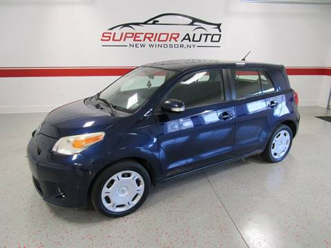 2008 Scion xD for sale at Superior Auto Sales in New Windsor NY