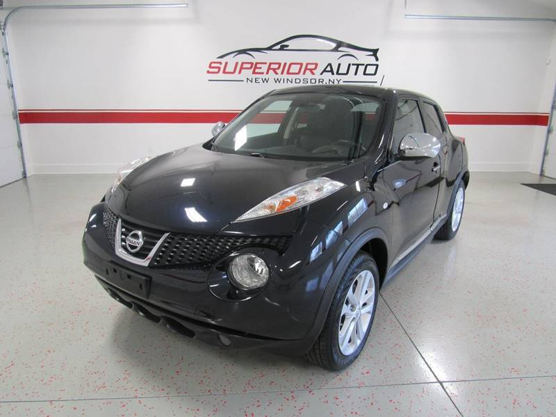 2011 Nissan JUKE for sale at Superior Auto Sales in New Windsor NY