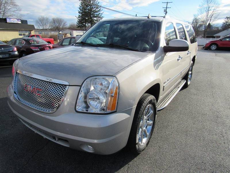 2009 gmc yukon xl awd denali 4dr suv in new windsor ny. Black Bedroom Furniture Sets. Home Design Ideas