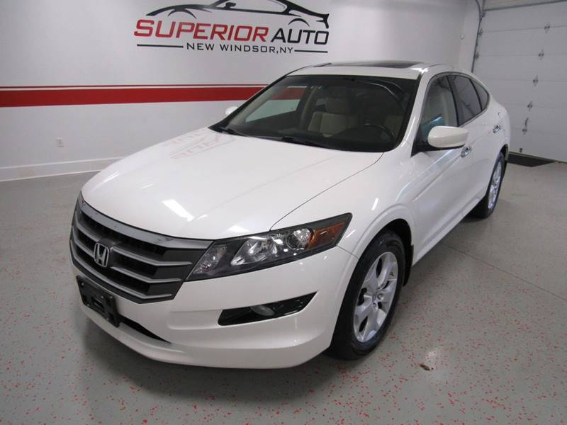 2011 Honda Accord Crosstour For Sale At Superior Auto Sales In New Windsor  NY