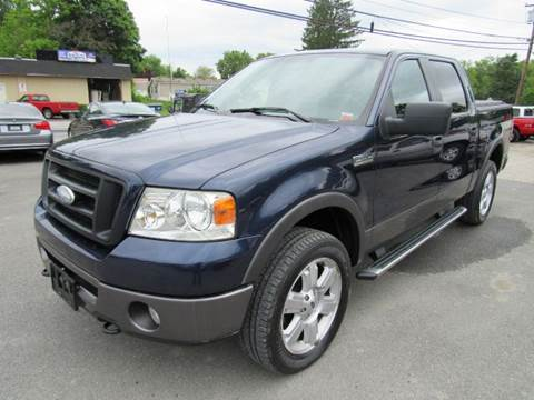 2006 Ford F-150 for sale at Superior Auto Sales in New Windsor NY