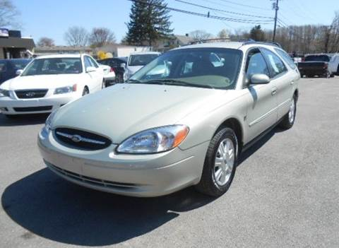 2003 Ford Taurus for sale at Superior Auto Sales in New Windsor NY