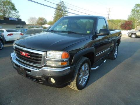 2005 GMC Sierra 1500 for sale at Superior Auto Sales in New Windsor NY