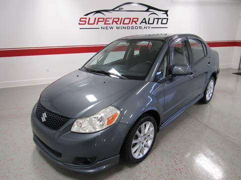 2008 Suzuki SX4 for sale in New Windsor, NY