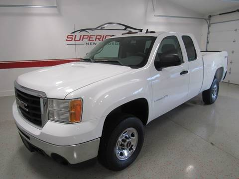 2009 GMC Sierra 2500HD for sale in New Windsor, NY