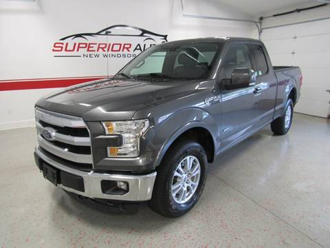 2016 Ford F-150 for sale at Superior Auto Sales in New Windsor NY