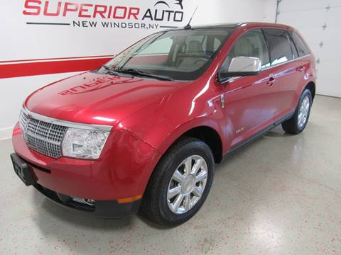 2008 Lincoln MKX for sale at Superior Auto Sales in New Windsor NY