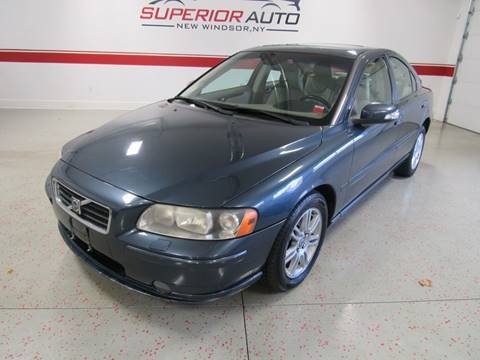 2007 Volvo S60 for sale at Superior Auto Sales in New Windsor NY