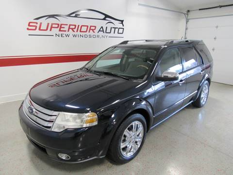 2008 Ford Taurus X for sale at Superior Auto Sales in New Windsor NY