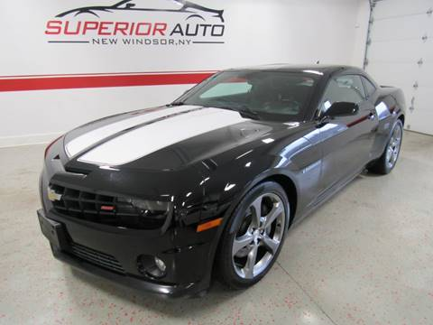 2013 Chevrolet Camaro for sale at Superior Auto Sales in New Windsor NY