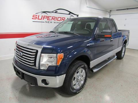 2010 Ford F-150 for sale at Superior Auto Sales in New Windsor NY