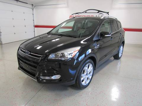 2016 Ford Escape for sale at Superior Auto Sales in New Windsor NY