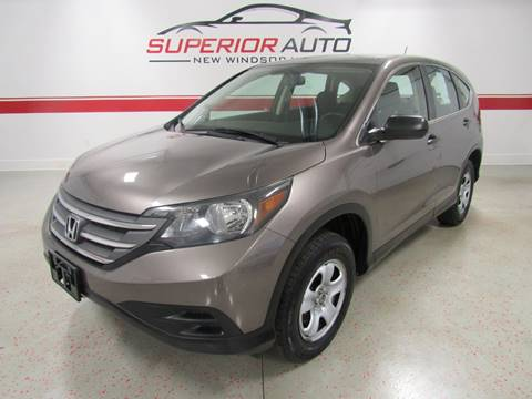 2012 Honda CR-V for sale at Superior Auto Sales in New Windsor NY