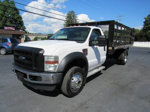 2008 Ford F-550 Super Duty for sale at Superior Auto Sales in New Windsor NY