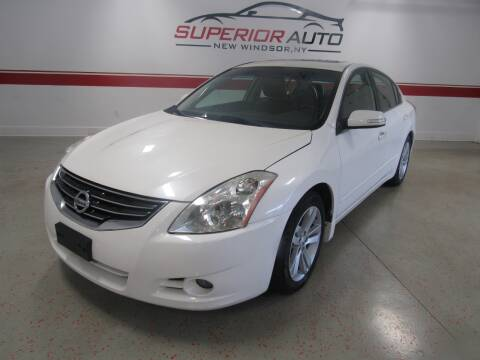 2011 Nissan Altima for sale at Superior Auto Sales in New Windsor NY