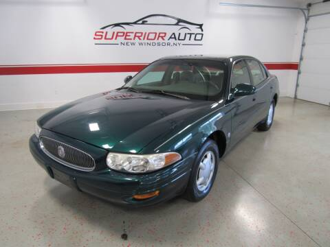 2000 Buick LeSabre for sale at Superior Auto Sales in New Windsor NY