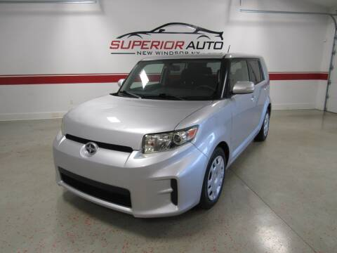 2011 Scion xB for sale at Superior Auto Sales in New Windsor NY