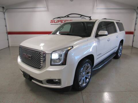 2015 GMC Yukon XL for sale at Superior Auto Sales in New Windsor NY