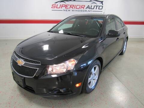 2012 Chevrolet Cruze for sale at Superior Auto Sales in New Windsor NY