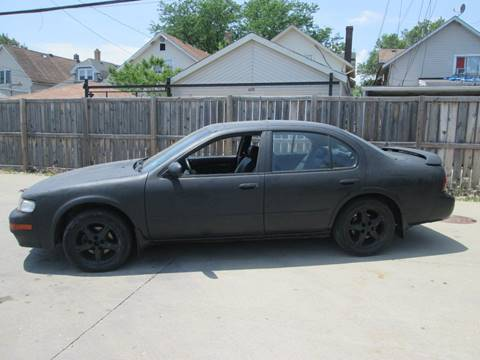 1998 Nissan Maxima for sale in Chicago, IL