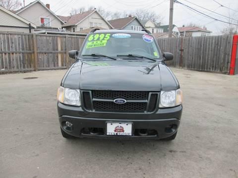 2004 Ford Explorer Sport Trac for sale in Chicago, IL
