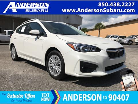 2018 Subaru Impreza for sale in Pensacola, FL