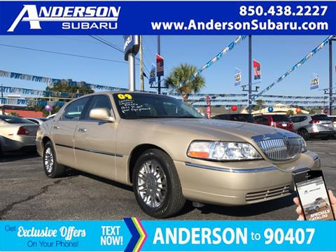 2009 Lincoln Town Car for sale in Pensacola, FL