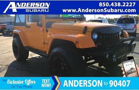2012 jeep wrangler for sale in pensacola fl for Frontier motors pensacola fl