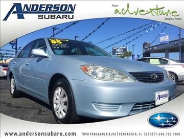 2005 Toyota Camry for sale in Pensacola, FL