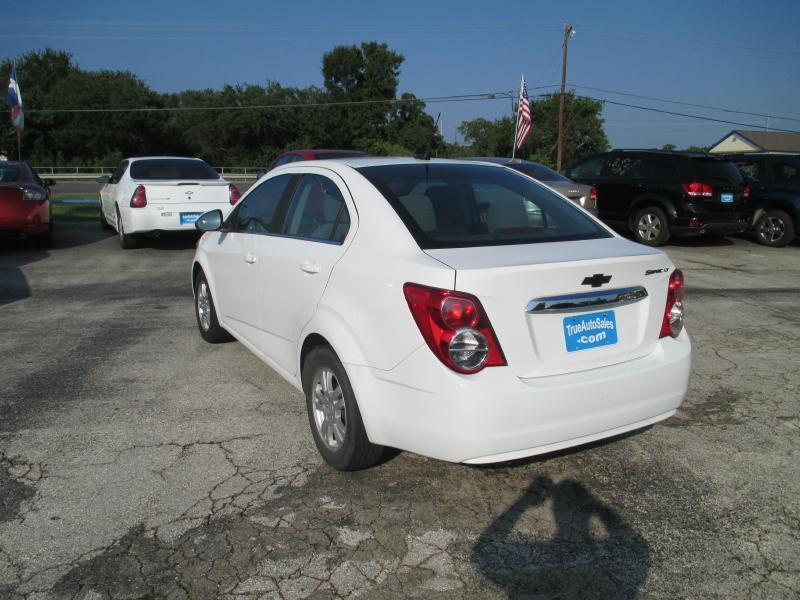 2013 Chevrolet Sonic LT Auto 4dr Sedan - Cedar Park TX