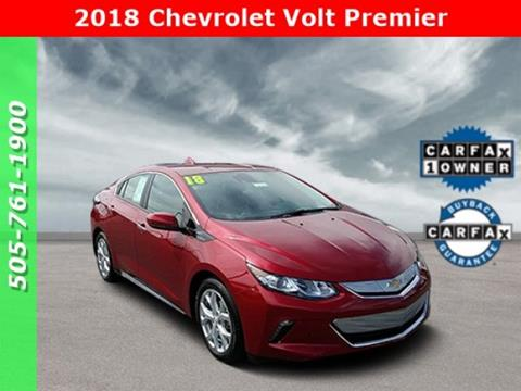 2018 Chevrolet Volt for sale in Albuquerque, NM
