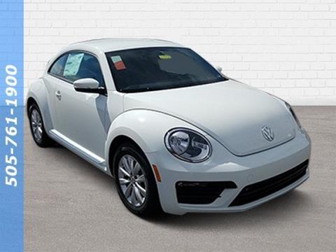 2019 Volkswagen Beetle for sale in Albuquerque, NM