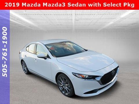 2019 Mazda Mazda3 Sedan for sale in Albuquerque, NM