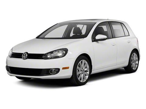 2012 Volkswagen Golf for sale in Albuquerque, NM