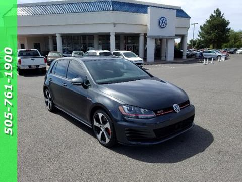 2017 Volkswagen Golf GTI for sale in Albuquerque, NM