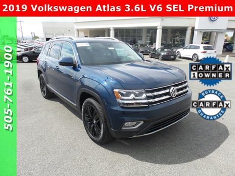 2019 Volkswagen Atlas for sale in Albuquerque, NM