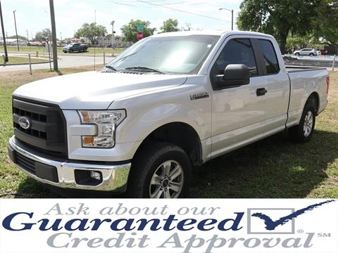 2015 Ford F-150 for sale in Plant City, FL