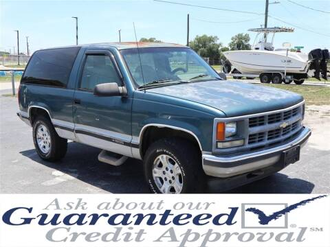 1994 Chevrolet Blazer for sale at Universal Auto Sales in Plant City FL