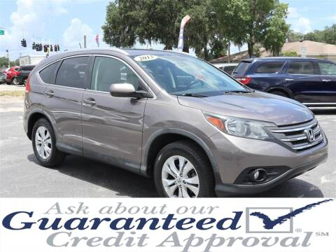 2013 Honda CR-V for sale at Universal Auto Sales in Plant City FL