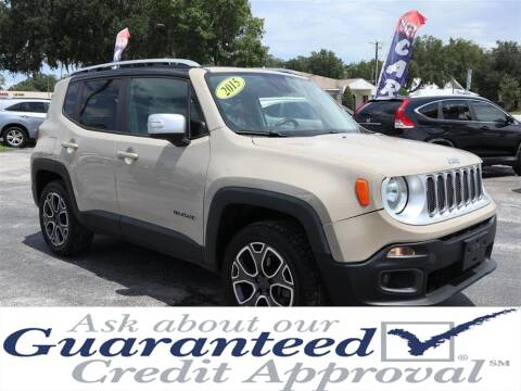 2015 Jeep Renegade for sale at Universal Auto Sales in Plant City FL
