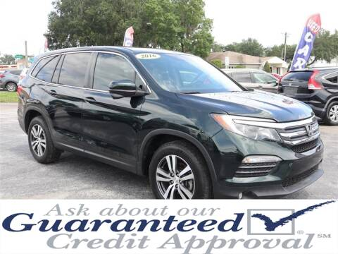 2016 Honda Pilot for sale at Universal Auto Sales in Plant City FL