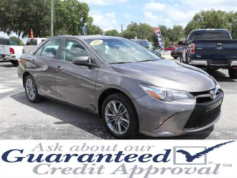 2017 Toyota Camry for sale at Universal Auto Sales in Plant City FL